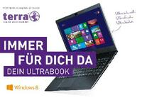 Terra Ultrabook™ - Es ist immer für dich da.