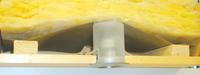 Sicherheit vor Entzündungsrisiko in Hohldecken