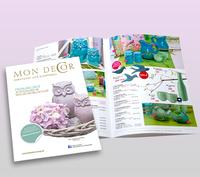 Kreative Dekorationsideen im Online-Frühjahrskatalog von Mon Decor