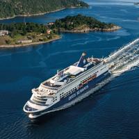 DFDS Seaways macht Kopenhagen - Oslofähren zukunftsklar