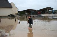 Erste Hilfe für die Hochwasser-Opfer in Höhe von mehr als 75.000 Euro