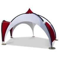 Dome Zelte von MAIN-ZELT - Das kreative Zeltsystem