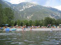 Bade- und Wanderspaß im Campingsommer