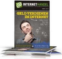 Die Arbeitswelt wird digital: INTERNETHANDEL zeigt 10 seriöse Möglichkeiten, um Geld im Internet zu verdienen