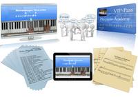 Frei Klavier spielen lernen in der Online-Playpiano-Academy