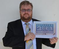 MdB Gerhard Drexler: Mit Notopfer-Marke den Hochwasser-Opfern helfen