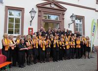 SonntagsChor Rheinland-Pfalz bei Festival Hunsruecker Klaenge