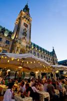 Schwäbisches Flair auf dem Hamburger Rathausmarkt