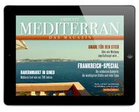 Aus Liebe zum Süden: Ambiente Mediterran als multimediales und interaktives iPad-Magazin erschienen