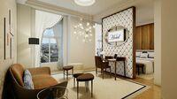 Hotel ohne Gäste: Musterzimmer von JOI-Design entstehen im Hotelkompetenzzentrum