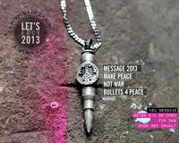 Bullets4Peace setzen ein Zeichen für das Ende der Gewalt