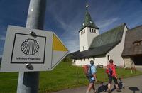 Ein Pilgerpfad für Leib und Seele: Jakobsweg führt durch Bad Hindelang