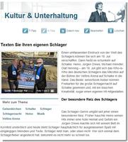 seniorbook schickt Nutzer zur Schlagernacht auf Schalke