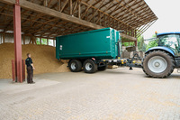 Logistik und mehr mit dem dry-con - neuer Trocknungscontainer im Einsatz