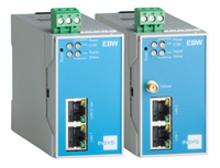New EBW router series from INSYS icom now available