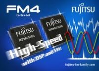 Fujitsu Unveils New FM4 Family of 32-bit Microcontrollers based on the ARM® Cortex™-M4F processor core