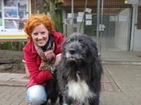 Tiervermittlung mit Claudia Ludwig heute aus Gelnhausen