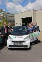 Mobilitätskonzepte für die Zukunft  - Fraunhofer LBF feiert 75jähriges Bestehen