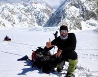 Extremsportler Steve Kroeger kehrt am höchsten Berg Nordamerikas um