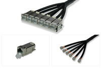 tBL-RJ45 Keystone Module für High-Speed-Anwendungen