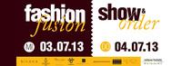 Fashion Fusion - Show & Order 2013 - Die Fashion Show zur Fashion Week Berlin für junge Designer