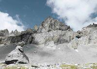 Flims - Auf den Spuren der Alpenentstehung