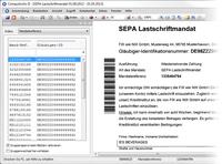 CompuArchiv: Archivierung von SEPA-Daten