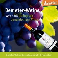 Demeter Wein   Wein aus biologisch dynamischem Anbau