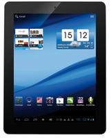 """TOUCHLET 9,7""""-Tablet-PC X10.quad mit 4-Kern-CPU, HD-Display"""