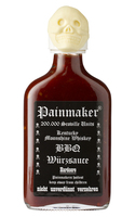 Kostenlose Chili-Saucen für die schärfsten Tester
