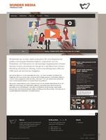 Relaunch: Neuer Markenauftritt für wunder media