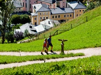 Faszinierende Ein- und Ausblicke: Über den neu gestalteten Soleleitungsweg durch Berchtesgaden