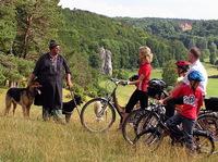 Viersterne-Radtour über die Schwäbische Alb