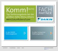 DAIKIN mit Arbeitgebermarke Komm!(w/m) im Jahrbuch der Werbung