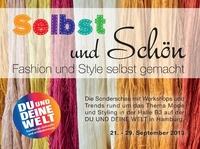 """Let""""s strick together!  Die Renaissance des Selbermachens in der kreativen Erlebniswelt von SELBST & SCHÖN"""