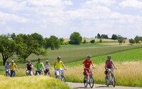 Mit dem E-Bike durch den Frankenwald -  die Natur in eigenem Tempo erkunden