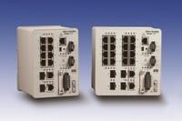 Neuer industrieller Ethernet-Switch erleichtert Integration mehrerer Maschinen in ein Netzwerk