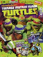 Panini gibt Gas mit Schildkröten