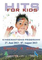 Hits for Kids in Braunlage -  das abwechslungsreiche Ferienprogramm für den Sommerurlaub