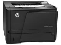 Praktischer Laserdrucker für die Büroumgebung: Der HP LaserJet Pro 400 M401dn mit passendem Toner