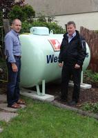 Westfalengas hilft in den Hochwassergebieten