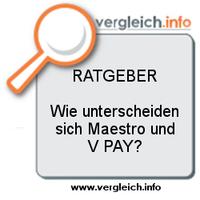 Neuer girocard-Ratgeber: Wie unterscheiden sich V PAY und Maestro?