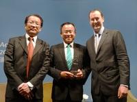 Moxa Inc. erhält Auszeichnung von Aon Hewitt als bester Arbeitgeber 2013