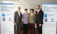 Schüler aus Reading beginnen Praktika bei Euroweb