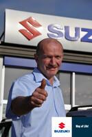 Suzuki Autohaus Ralph Müller fährt mit Leinberger app