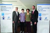 Düsseldorf-Reading: Euroweb setzt Zeichen für gelebte Städtepartnerschaft