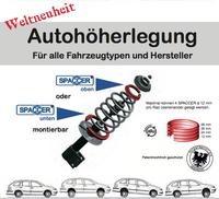 Fahrzeughöherlegung für alle Hersteller und Typen   Tieferlegung kann jeder!