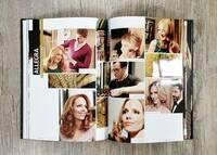 Models der Düsseldorfer Modelagentur Model Pool präsentieren die neuen Farbtrends 2013  auf den Seiten des aktuellen Lookbooks von WELLA Professionals Color Club.