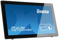 """iiyama ProLite T2735MSC: Zukunftsweisendes Multitouch-Erlebnis auf 27"""" mit 10-Punkt Multitouch und integrierter Webcam"""
