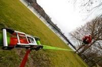 Slacken ohne Grenzen: Slackline-Tools zeigt die Vielseitigkeit des Trendsports auf der Outdoor 2013